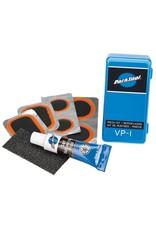 Park Tool, VP-1, Vulcanizing patch kit, single