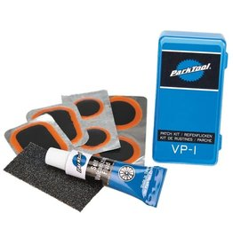 Park Tool, VP-1, Vulcanizing patch kit, single
