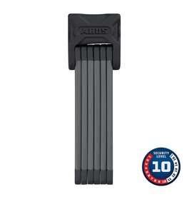 Abus Abus, Bordo Big 6000, Folding lock with key, 120 cm (4'), Black