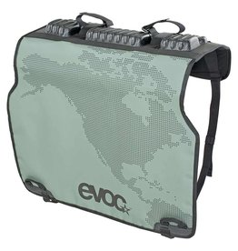 EVOC, Tailgate Pad Duo, Fits all trucks, Olive