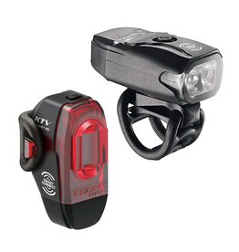 Lezyne, KTV Drive / KTV Pro Smart, Light, Set, Silver
