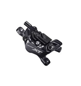 Shimano Shimano, XT BR-M8120, MTB Hydraulic Disc Brake, Front or Rear, Post mount, Disc: Not included, Black