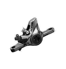 Shimano Shimano, XTR  BR-M9100, MTB Hydraulic Disc Brake, Front or Rear, Post mount, Disc: Not included, Grey