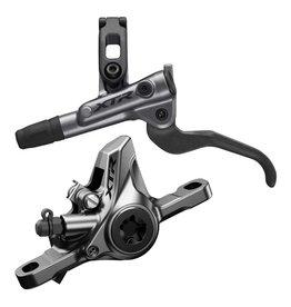 Shimano Shimano, XTR  BL/BR-M9100, MTB Hydraulic Disc Brake, Front, Post mount, 312g, Grey, Set