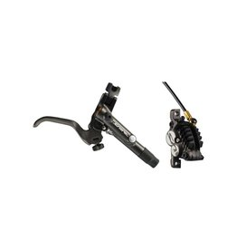 Shimano Shimano, Saint BL/BR-M820, MTB Hydraulic Disc Brake, Front, Post mount, Disc: Not included, 312g, Black, Kit