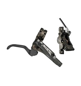 Shimano Shimano, Zee BL-M640 / BR-M640, MTB Hydraulic Disc Brake, Front, Post mount, Disc: Not included, Black