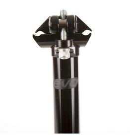 EVO EVO, E-Force Zero, Seatpost, Black, 25.4mm