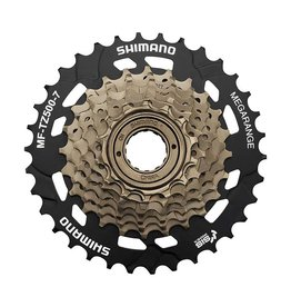 MF-TZ500, 7sp. Freewheel 14-34T