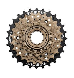 MF-TZ500, 6sp. Freewheel 14-28T