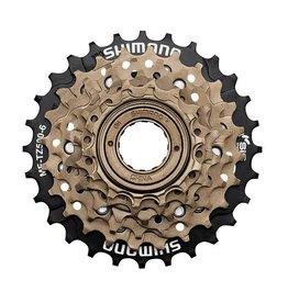 Shimano Shimano, MF-TZ500, 6sp. Freewheel 14-28T