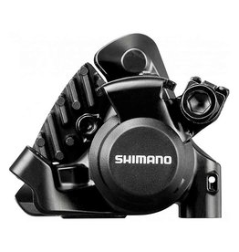 Shimano Shimano, BR-RS305, Mechanical disc brake for road bikes, Rear, Alloy, Disc not included