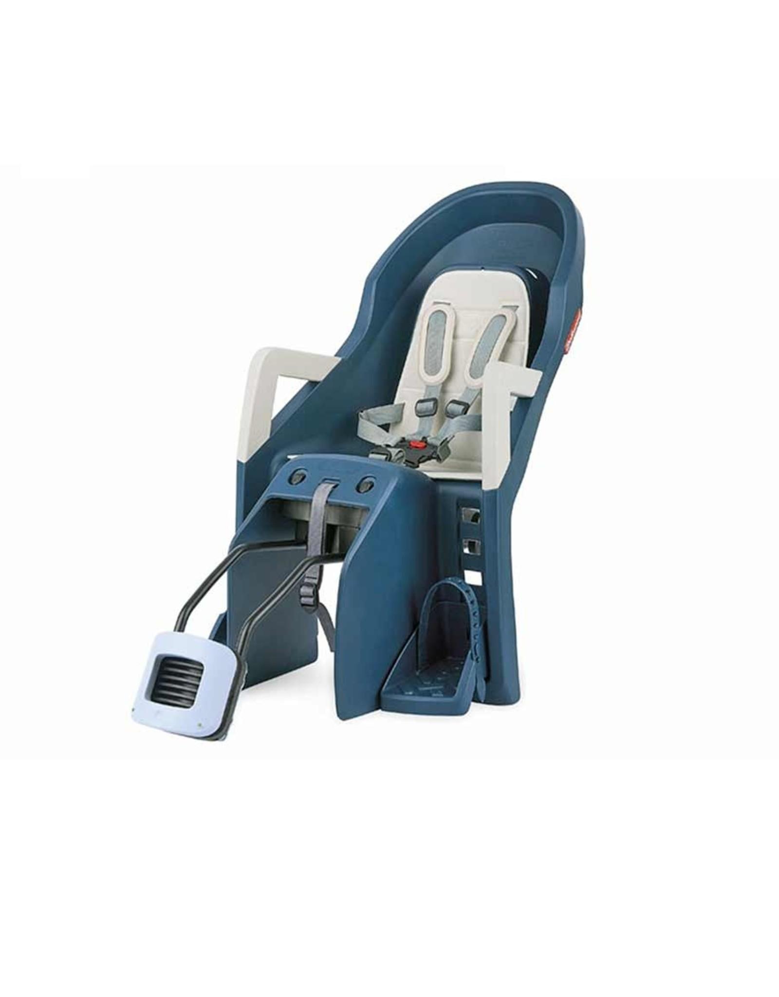 Polisport Polisport, Guppy Maxxi RS+, Baby Seat, Blue/Cream
