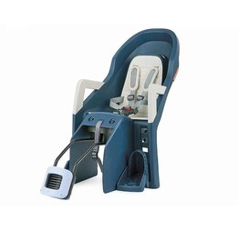 Polisport, Guppy Maxxi RS+, Baby Seat, Blue/Cream