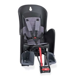 Polisport Bilby RS, Baby seat, Black/Grey