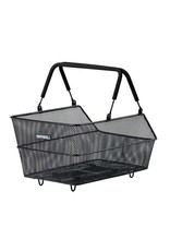 Basil, Cento, Basket, Rear, 39x24x21 cm, Black