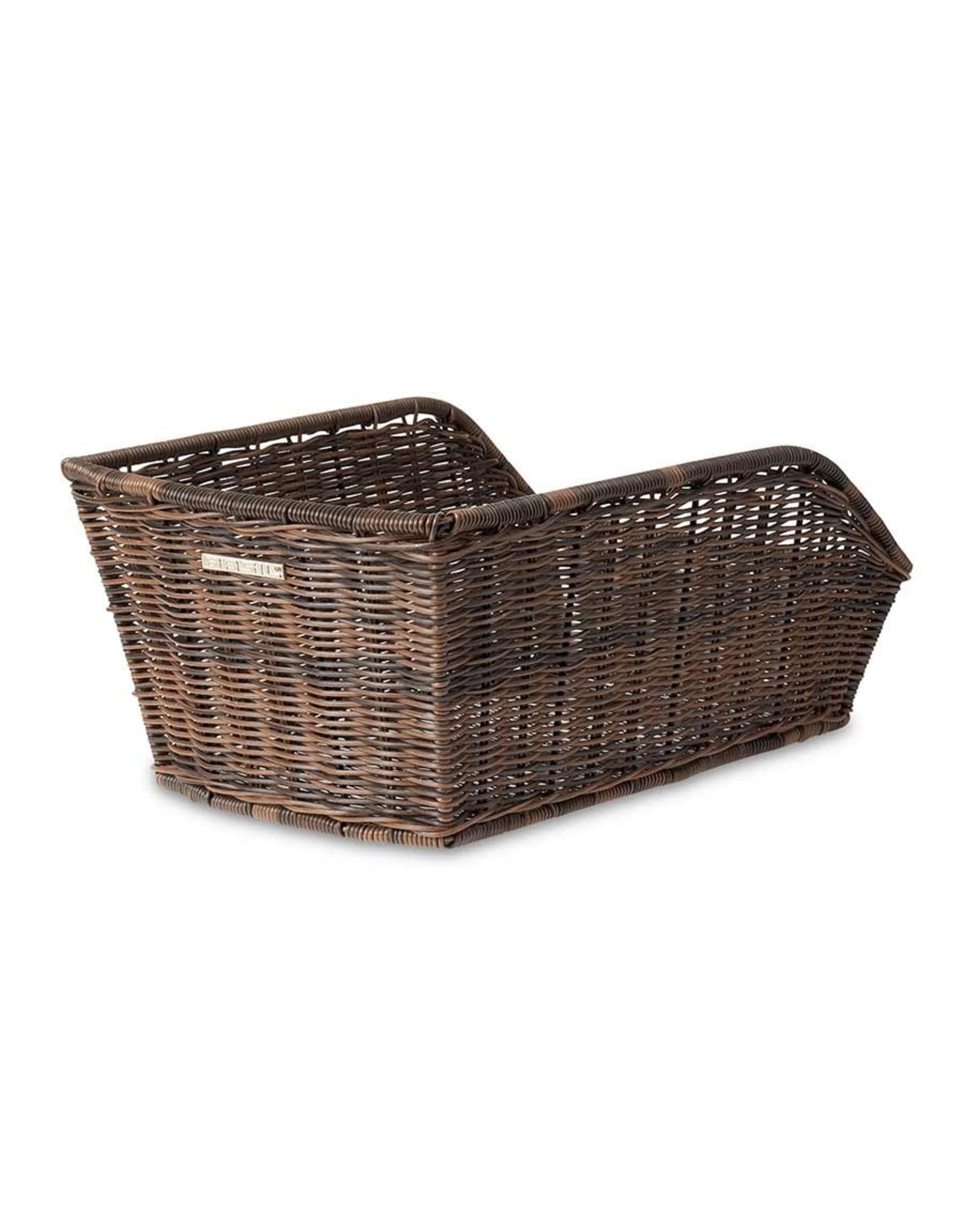 Basil Basil, Cento Rattan Look, Rear basket, Nature Brown