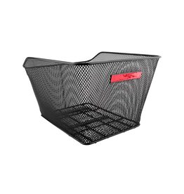 "EVO EVO, Top Rack Mesh Basket, 13x16x8"", Black"