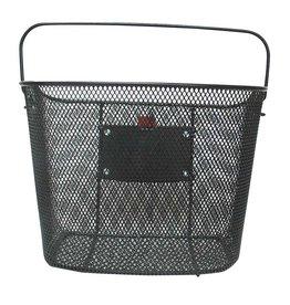 EVO E-Cargo QR-Mesh Traveller II, Front basket, QR bracket