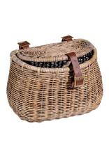 Nantucket Nantucket, Madaket, Front creel basket, 12.5''x8.25''x8.5''