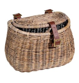 Nantucket Nantucket, Madaket, Front creel basket, 12.5''x8.25''x8.5''