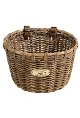 Nantucket, Tuckernut, Oval Basket, 14''x11''x9.5''