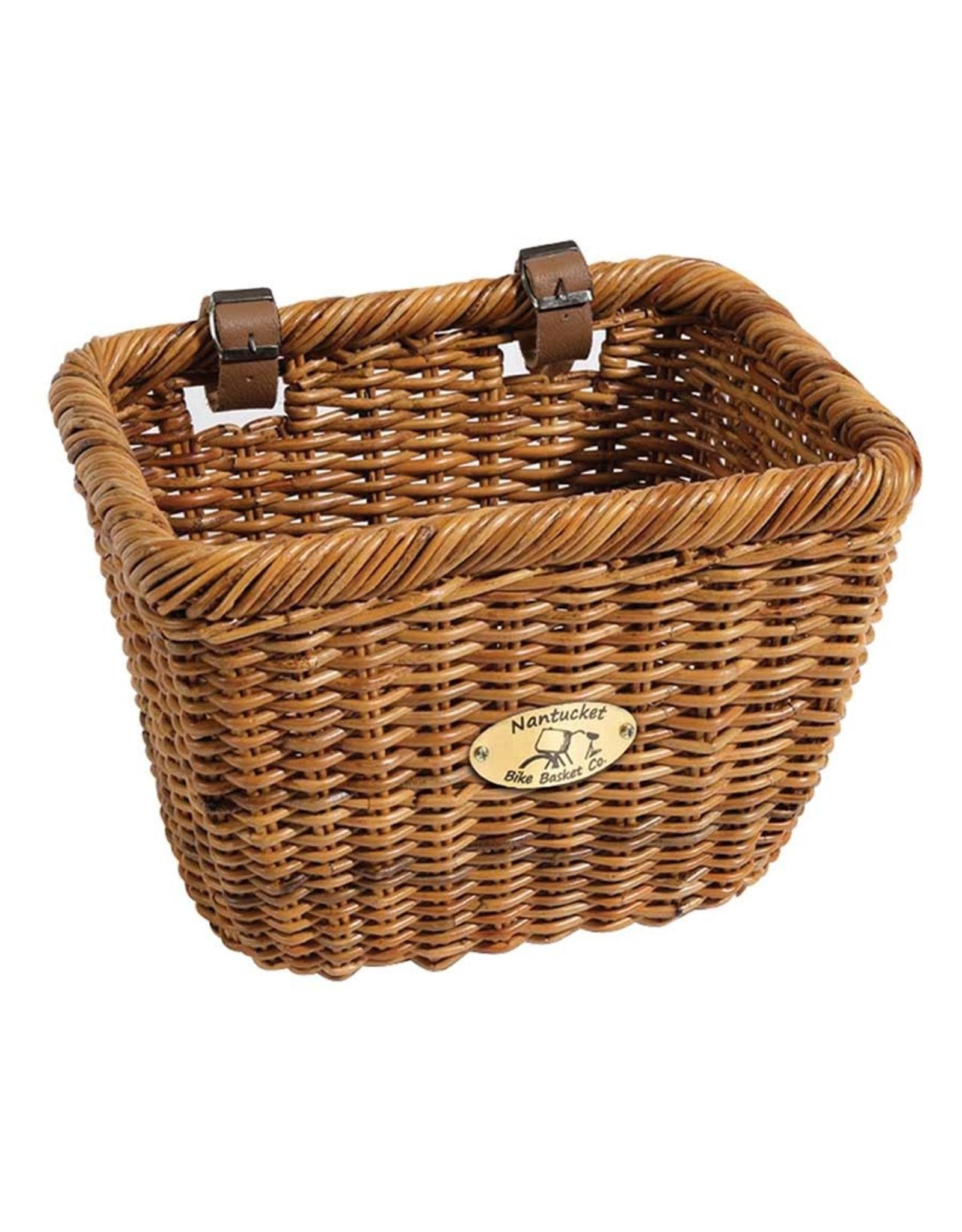Nantucket, Cisco, Rectangular Basket, 13''x10.75''x9.5''