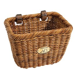 Nantucket Nantucket, Cisco, Rectangular Basket, 13''x10.75''x9.5''