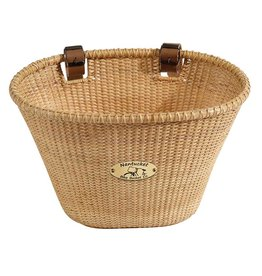 Nantucket Nantucket, Ligthship, Oval basket, 14''x10''x8.5'', Natural