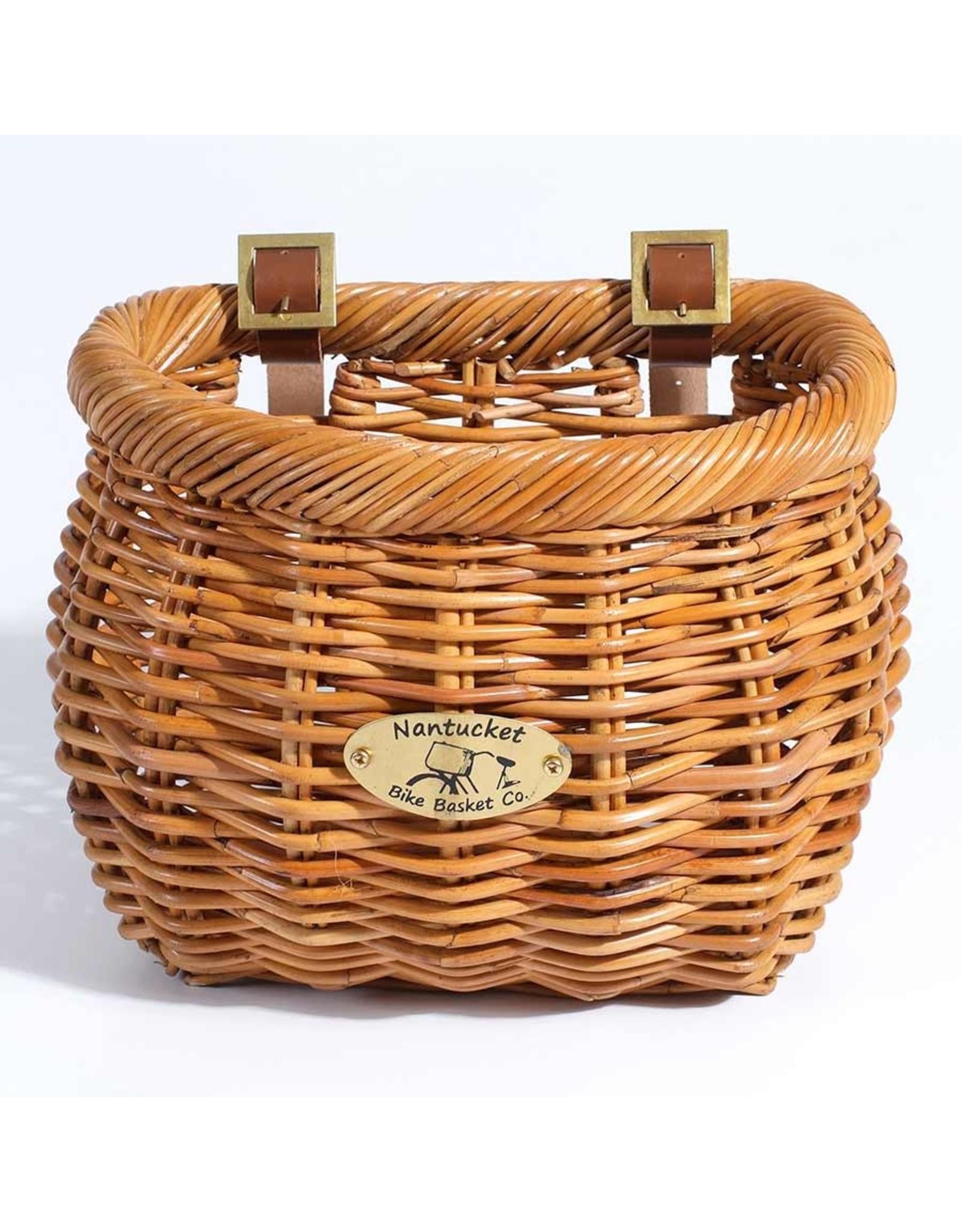 Nantucket, Cisco, Classic basket, 14''x11''x9.5''