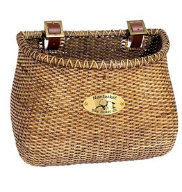 Nantucket Nantucket, Lightship, Classic Basket, 12''X7.5''X9'', Stained