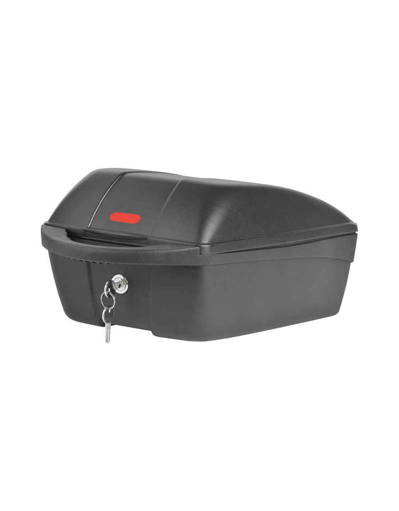 Polisport Polisport, Top Case, Basket, Rear, 538x393x439 mm, Black