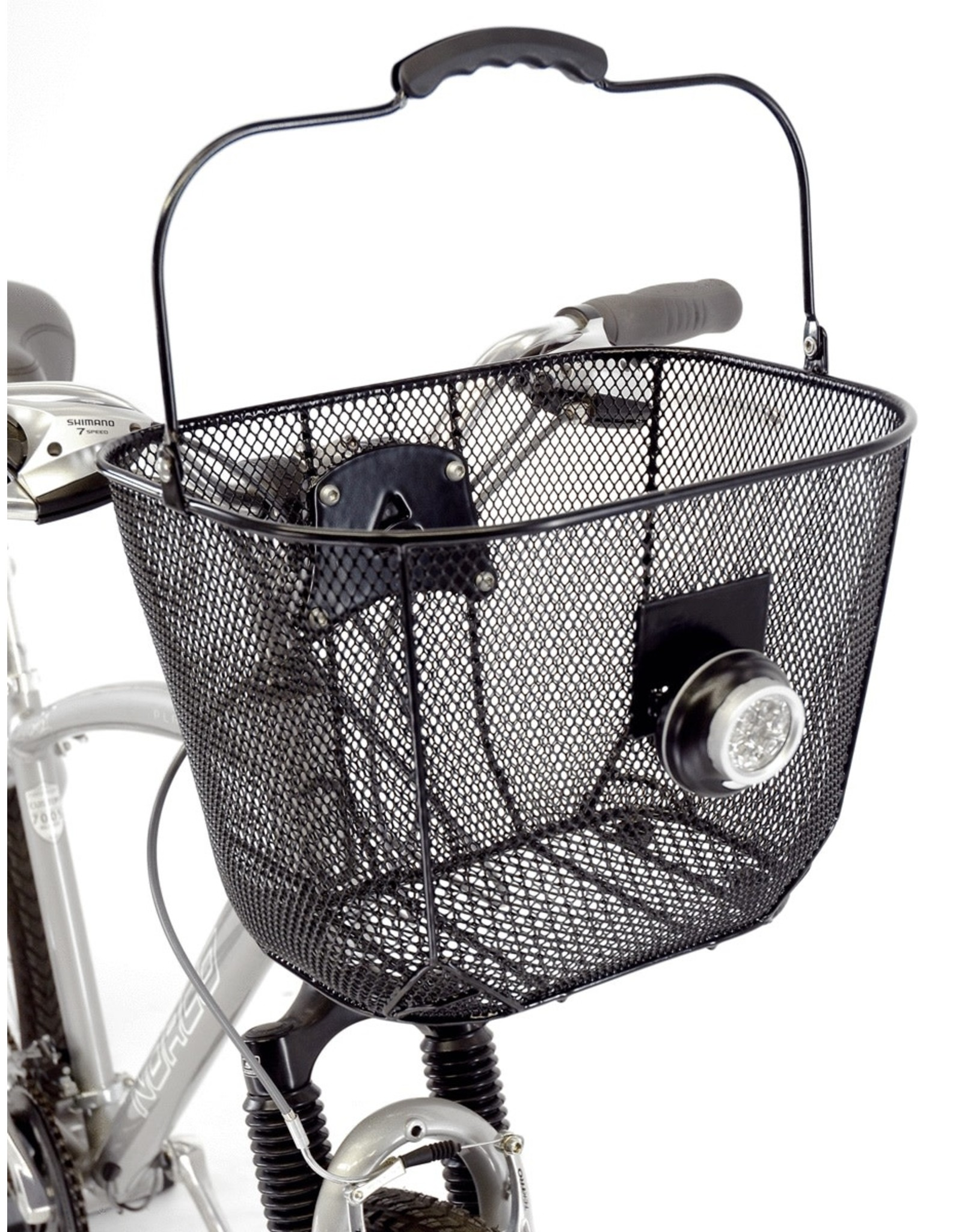 AXIOM FRESH-MESH BASKET DLX BLACK