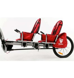 Weehoo iGo Two, Seat trailer