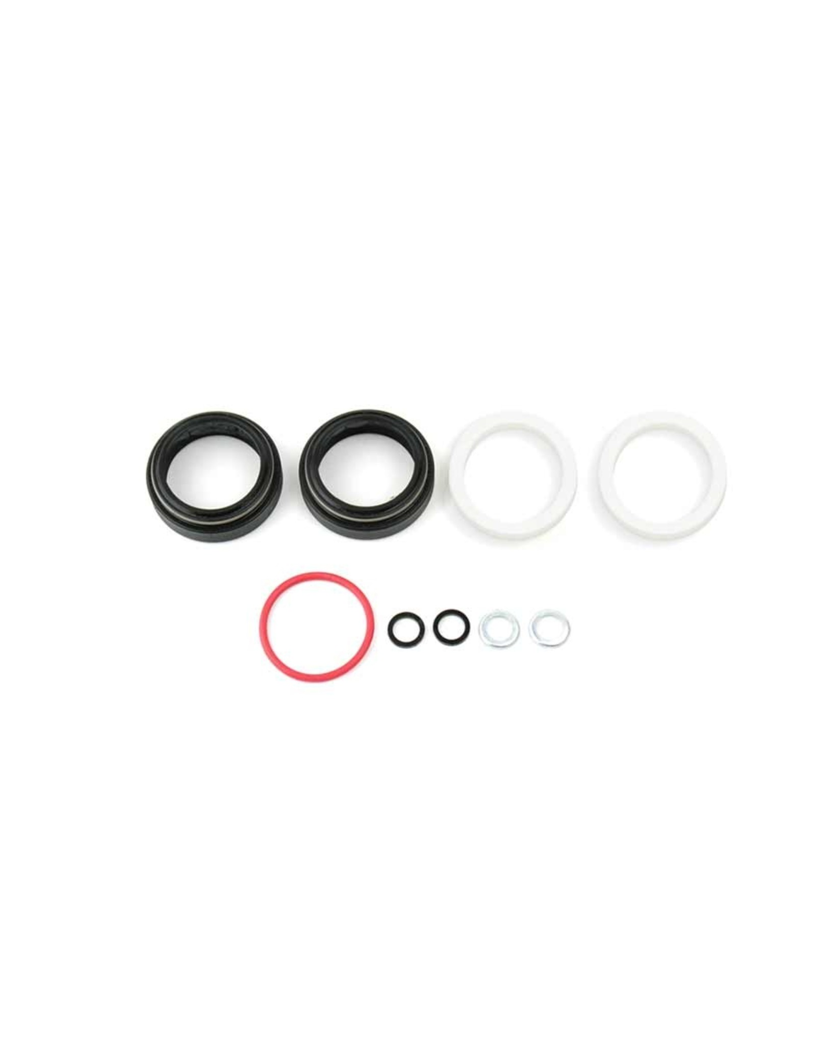 RockShox, SKF Wiper Seal Kit, 30 mm Flangeless Low Friction, Judy Silver/Judy Gold (BOOST™ FORKS), Kit