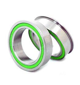 Wheels Manufacturing Wheels Manufacturing, BB86-->30mm SS, Press Fit BB, BB86, Spindle: 30mm, Width: 86mm, Diameter: 41mm