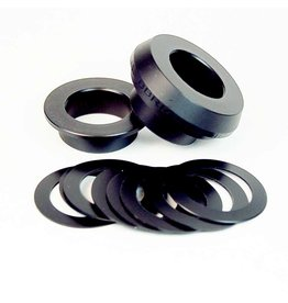 Wheels Manufacturing Wheels Manufacturing, BBRight to SRAM 22/24mm adapter, BBRIGHT-SRAM