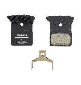 Shimano L03A, Disc Brake Pads, Shape: Shimano K-Type/L-Type, Resin, Pair