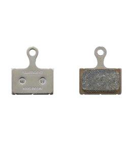 Shimano Shimano, K03S, Disc Brake Pads, Shape: Shimano K-Type/L-Type, Resin, Pair
