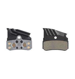 Shimano, N04C, Disc Brake Pads, Shape: Shimano N-Type, Metallic, Pair