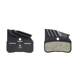 Shimano Shimano, N03A, Disc Brake Pads, Shape: Shimano N-Type, Resin, Pair