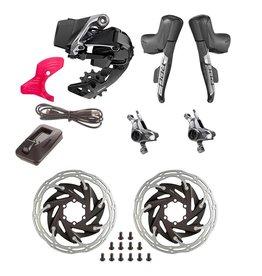 SRAM, Red eTap AXS HRD, Build Kit, 1x, Hydraulic Disc, Post Mount, Kit