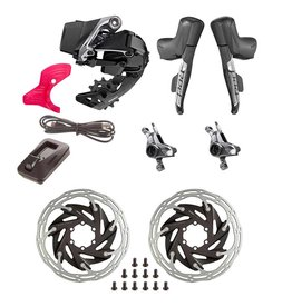 SRAM SRAM, Red eTap AXS HRD, Build Kit, 1x, Hydraulic Disc, Post Mount, Kit