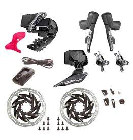 SRAM, Red eTap AXS HRD, Build Kit, 2x, Hydraulic Disc, Post Mount, Kit