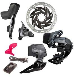 SRAM, Force eTap AXS HRD, Build Kit, 2x, Hydraulic Disc, Flat Mount, Kit