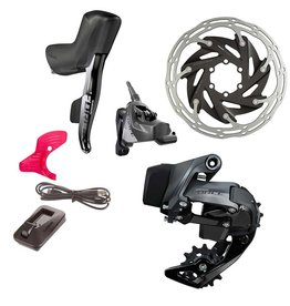 SRAM SRAM, Force eTap AXS HRD, Build Kit, 1x, Hydraulic Disc, Flat Mount, Kit