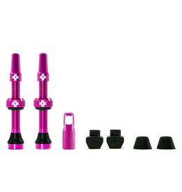 Muc-Off Tubeless Valve, Presta, 44mm