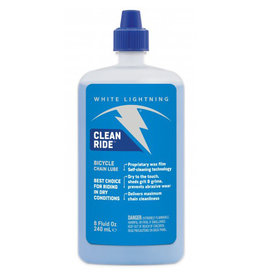 White Lightning Clean Ride 8oz