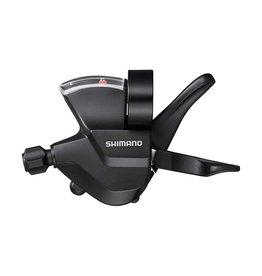 SL-M315-8R, Trigger Shifter, Speed: 8, Black