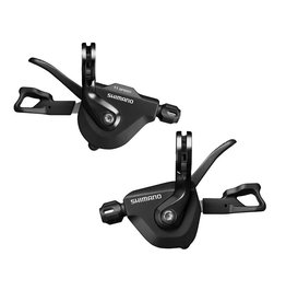 SL-RS700, Shift levers, 2 x 11sp., Black