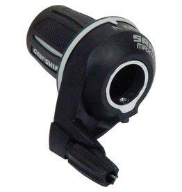 SRAM MRX Comp, Gripshift shifter, 3sp, Front
